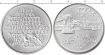 Каталог монет - монета  Венгрия 750 форинтов