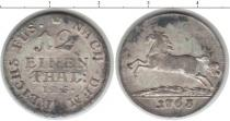 Каталог монет - монета  Брауншвайг-Люнебург-Каленберг-Ганновер 1/12 талера