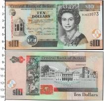 Каталог монет - монета  Белиз 10 долларов