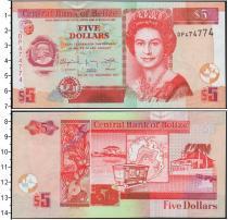 Каталог монет - монета  Белиз 5 долларов