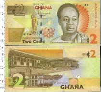 Каталог монет - монета  Гана 2 седи