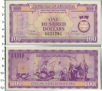 Каталог монет - монета  Редонда 100 долларов