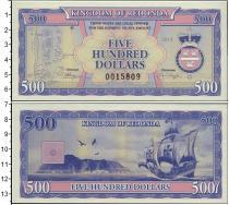 Каталог монет - монета  Редонда 500 долларов
