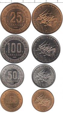 Каталог - подарочный набор  Экваториальная Гвинея Экваториальная Гвинея 1985