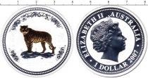 Каталог монет - монета  Австралия 1 доллар и 25 центов