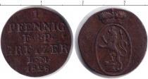 Каталог монет - монета  Гессен-Кассель 1 Пфенниг
