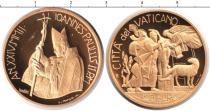 Каталог монет - монета  Ватикан 50 евро