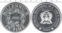 Каталог монет - монета  Сан-Томе и Принсипи 5000 добрас