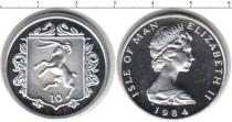 Каталог монет - монета  Остров Мэн 10 пенсов