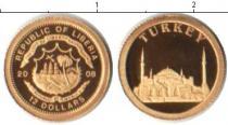 Каталог монет - монета  Либерия 12 долларов