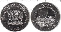 Каталог монет - монета  Остров Уайт 2 фунта