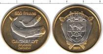 Каталог монет - монета  Остров Крозет 500 франков