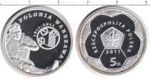 Каталог монет - монета  Польша 5 злотых