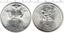 Каталог монет - монета  Чехословакия 500 крон
