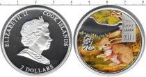 Каталог монет - монета  Острова Кука 2 доллара