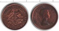 Каталог монет - монета  Южная Африка 1/4 пенни