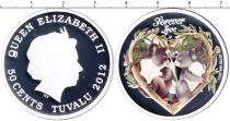 Каталог монет - монета  Тувалу 50 центов