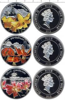 Каталог - подарочный набор  Ниуэ Магические цветы