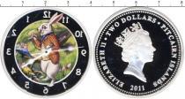 Каталог - подарочный набор  Острова Питкэрн Белый кролик