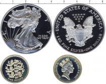 Каталог - подарочный набор  США Символы свободы