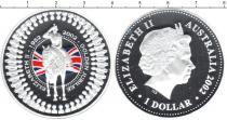 Каталог - подарочный набор  Австралия Золотой юбилей правления Елизаветы