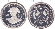 Каталог монет - монета  Шарджа 5 реалов