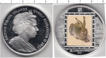Каталог монет - монета  Виргинские острова 10 долларов