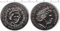Каталог монет - монета  Гернси 5 фунтов