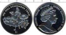 Каталог монет - монета  Фолклендские острова 1 крона