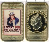 Продать Монеты Тристан-да-Кунья 1 крона 2014
