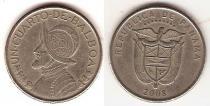 Каталог монет - монета  Панама 1/4 бальбоа