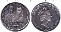 Каталог монет - монета  Виргинские острова 1 доллар
