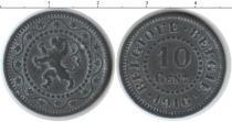 Каталог монет - монета  Бельгия 10 центов