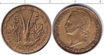 Каталог монет - монета  Того 5 франков