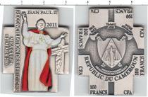 Каталог монет - монета  Камерун 100 франков