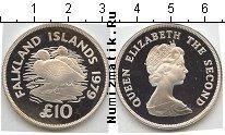 Каталог монет - монета  Фолклендские острова 10 фунтов