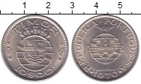 Каталог монет - монета  Тимор 10 эскудо