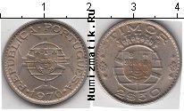 Каталог монет - монета  Тимор 2 1/2 эскудо