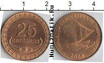 Каталог монет - монета  Тимор 25 сентаво