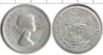 Каталог монет - монета  Южная Африка 2 1/2 шиллинга