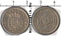 Каталог монет - монета  Тимор 3 эскудо