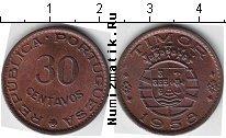 Каталог монет - монета  Тимор 30 сентаво