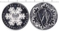 Продать Монеты Польша 10 злотых 2014 Серебро