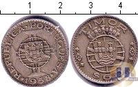 Каталог монет - монета  Тимор 60 эскудо