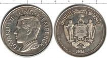 Каталог монет - монета  Борнео 1 крона