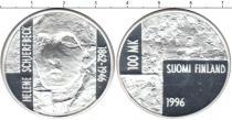 Каталог монет - монета  Финляндия 100 марок