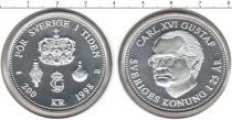 Каталог монет - монета  Швеция 200 крон