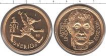 Каталог монет - монета  Швеция 50 крон