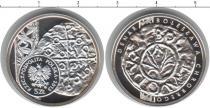 Продать Монеты Польша 5 злотых 2013 Серебро