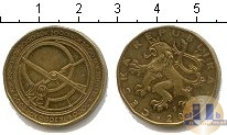 Продать Монеты Чехословакия 20 крон 2000 сталь покрытая латунью